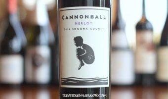 Cannonball Merlot - Geronimo!