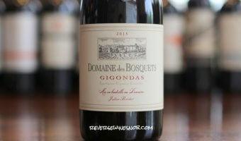 Domaine Des Bosquets Gigondas - A Meaty Marvel