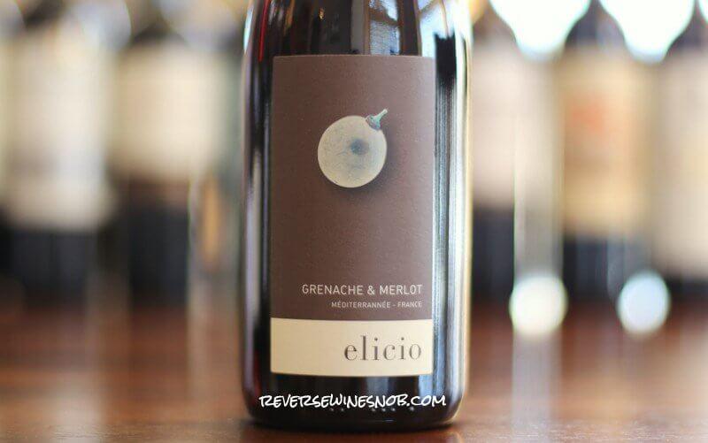 Elicio Grenache-Merlot - Easy-Going