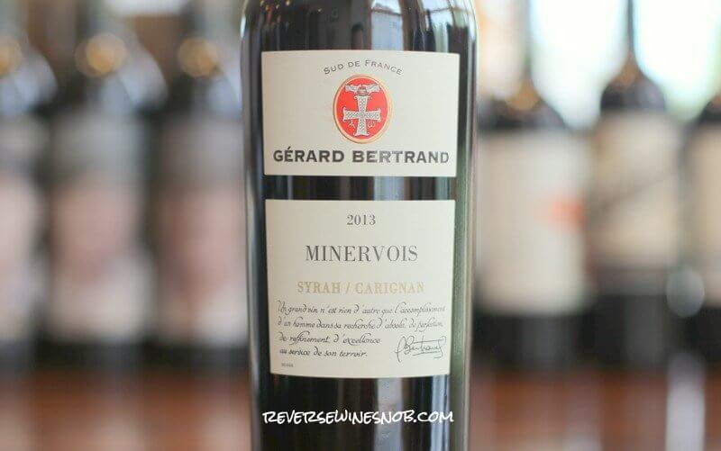 Gerard Bertrand Minervois - A Mosaic of Mouthwatering Flavors