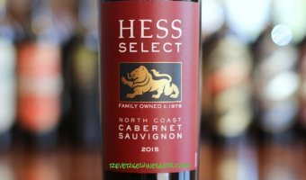 Hess Select Cabernet Sauvignon - Noteworthy