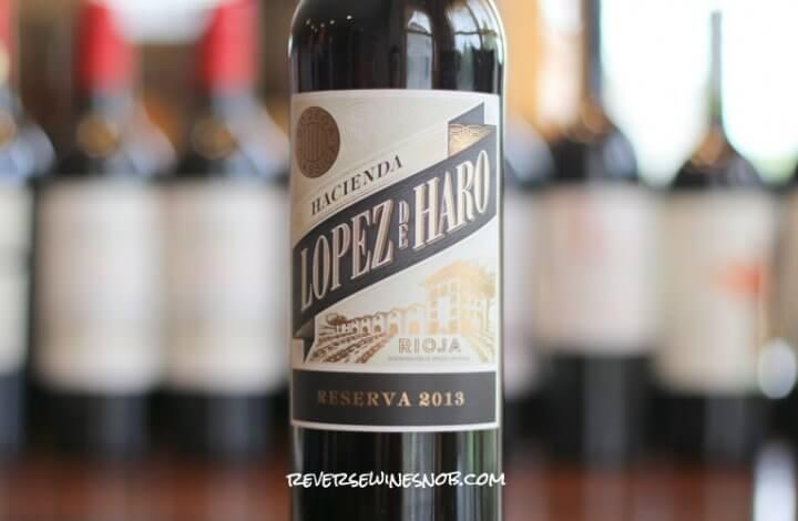 Lopez de Haro Rioja Reserva - A First-Rate Rioja