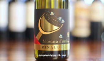 Rinaldi Moscato d'Asti - Sweet, Smooth and Sensational