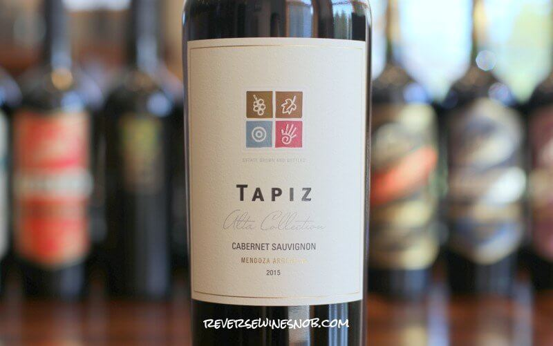 Tapiz Alta Cabernet Sauvignon - Top-Notch!