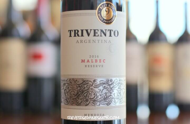 Trivento Reserve Malbec - A Sub-$10 Steal