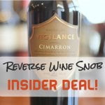 Vigilance Cimarron Red Blend - One Finely Crafted Cuvée