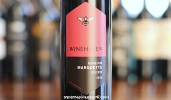 Winehaven Minnesota Marquette Reserve - Mighty Tasty