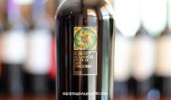 Feudi Di San Gregorio Rubrato Aglianico - Delightfully Good
