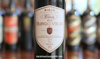 Burgo Viejo Rioja Crianza - Oak On Overload