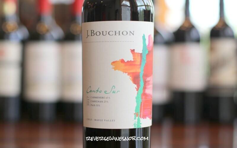 J. Bouchon Canto Sur - A Savory One
