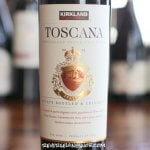 Kirkland Signature Toscana - A Sensational Super Tuscan