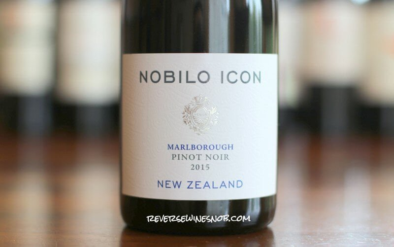 Nobilo Icon Pinot Noir – Highly Appealing