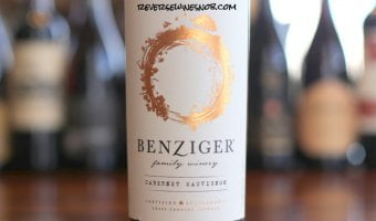 Benziger Sonoma Cabernet Sauvignon - Mass Appeal
