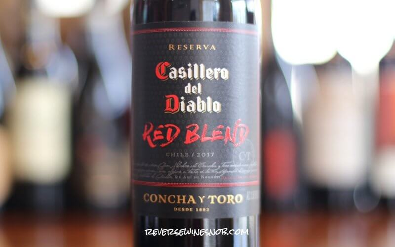 Casillero del Diablo Reserva Red Blend - Smooooth And Sweeeet