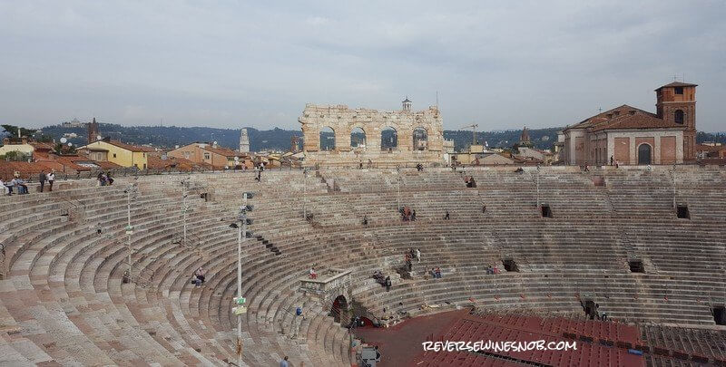 The Coliseum in Verona