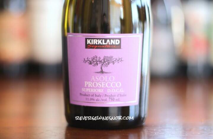 Kirkland Signature Asolo Prosecco - $7 of Fun