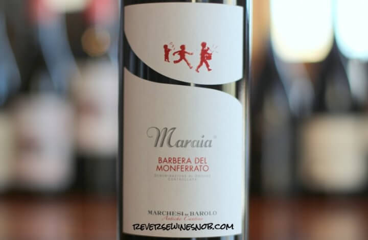 Maraia Barbera del Monferrato - Easy Elegance