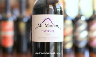 Mt Monster Cabernet Sauvignon - Big On Taste