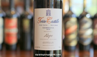 Torre Castillo Jumilla Alegre - Fantastic For $10