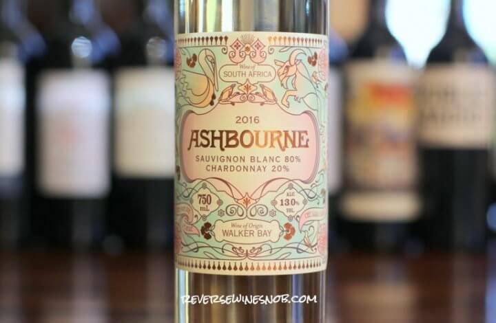 Ashbourne Sauvignon Blanc Chardonnay - A Dynamic Duo