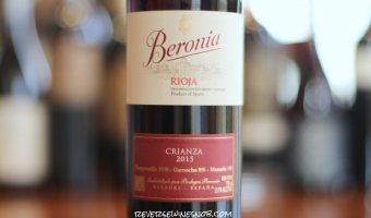 Beronia Crianza - Fresh and Easy