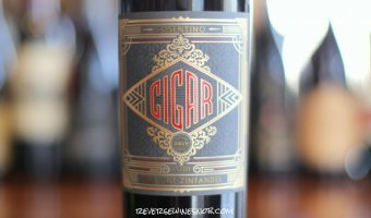 Cigar Old Vine Zinfandel - Big, Sweet and Tasty