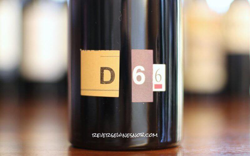 Department D66 Grenache – Big Grenache Goodness