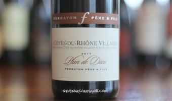 Ferraton Pere et Fils Plan de Dieu - A Little Piece of Heaven