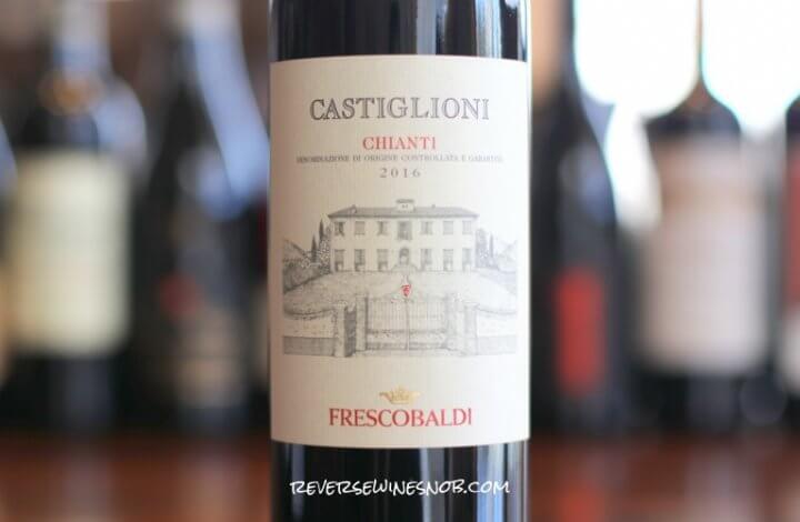 Frescobaldi Castiglioni Chianti - Smooth and Easy To Love