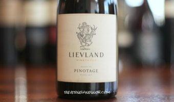 Lievland Bushvine Pinotage - Dreamy