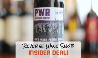 People's Wine Revolution Bea's Knees Petite Sirah - Power to the Petite!