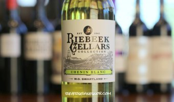 Riebeek Cellars Chenin Blanc - Perfectly Quaffable