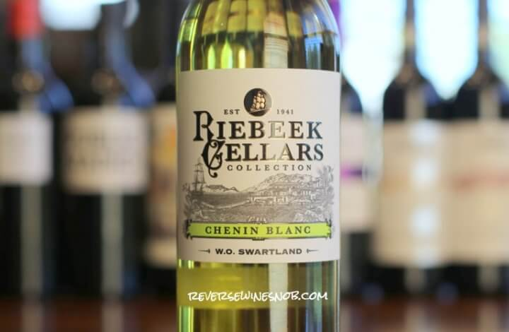 Riebeek Cellars Chenin Blanc - Perfectly Quaffable