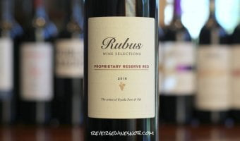 Rubus Proprietary Reserve Red - Garnacha Goodness