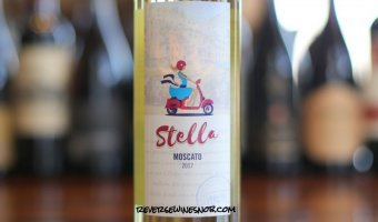 Stella Moscato - A Sweetie From Sicily