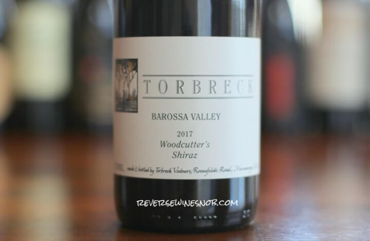 Torbreck Woodcutter's Shiraz - Classic and Delicious
