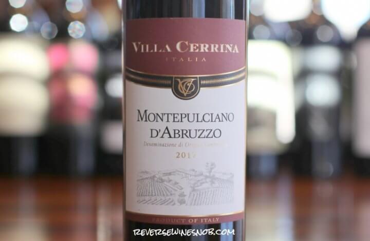 Villa Cerrina Montepulciano d'Abruzzo - Tart, Simple and Delicious