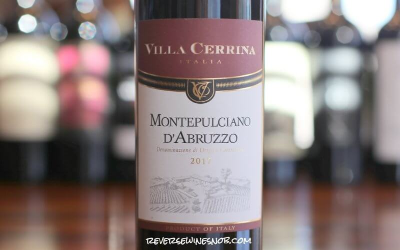 Villa Cerrina Montepulciano d'Abruzzo - Tart, Simple and Delicious
