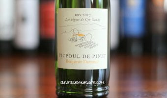 Benjamin Darnault Picpoul de Pinet - An Easy Quaffer from Naked Wines