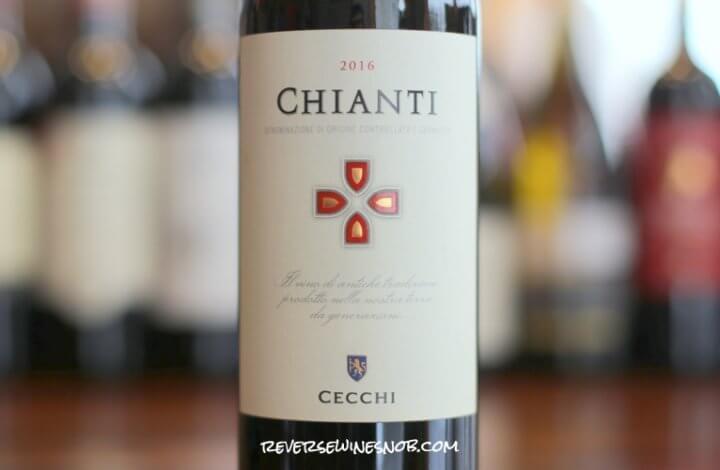 Cecchi Chianti - Just Good