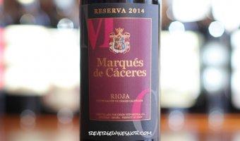 Marques de Caceres Reserva – Classic Rioja