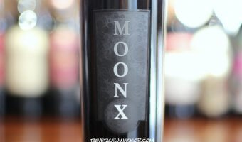 Moon X Red Wine - Rocket Your Way To Good Taste