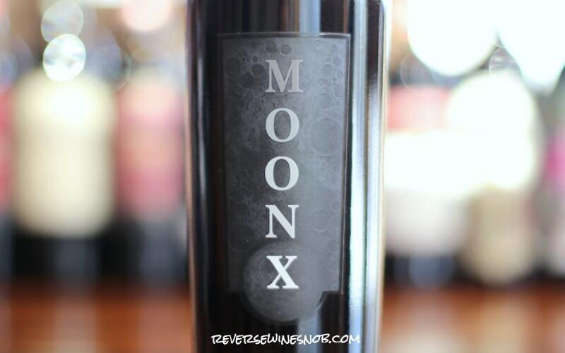 Moon X Red Wine - Rocket Your Way To Good Taste
