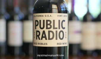 Grounded Wine Co. Public Radio Red – A Chart Topper