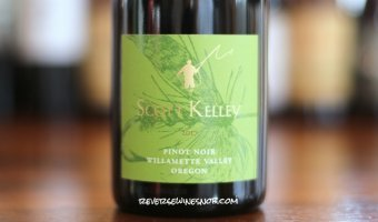 Scott Kelley Willamette Valley Pinot Noir - Delicately Delicious