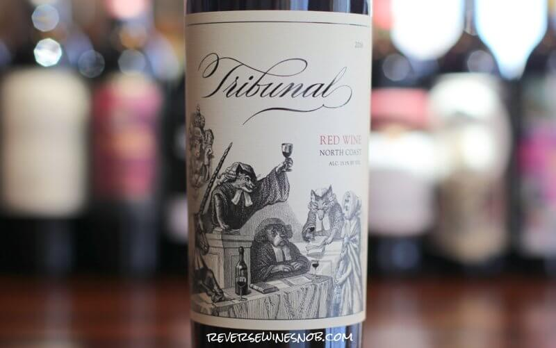 Tribunal Red Wine Guilty Of Good Taste Reverse Wine Snob