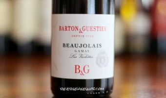 Barton & Guestier Beaujolais Les Violettes - A Simple Pleasure