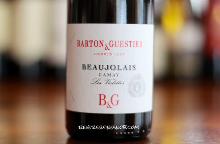 Barton & Guestier Beaujolais Les Violettes - A Simple Pleasure