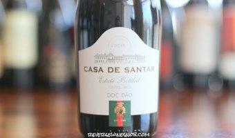 Casa De Santar Tinto - Portuguese Value