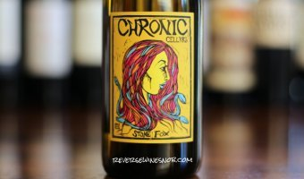 Chronic Cellars Stone Fox - A Natural Beauty
